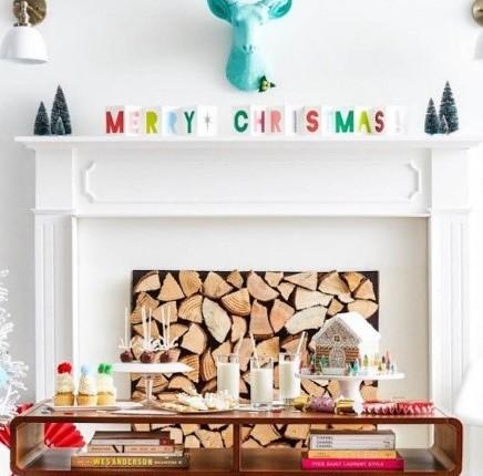 Lo último en decoraciones navideñas: llena de magia tu hogar